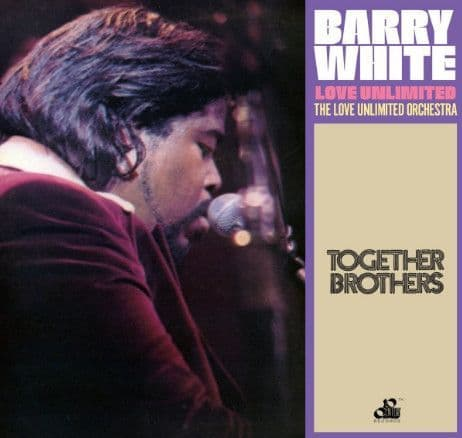 Barry White, Love Unlimited, Love Unlimited Orchestra<br>Together Brothers<br>CD, Ltd, RE, RM